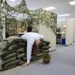 imgae cubicle privacy